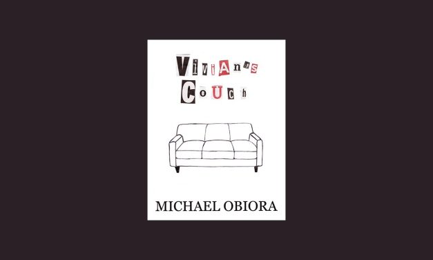 'Vivian's Couch' by Michael Obiora – 87% Out Of 100