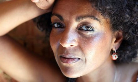 Adjoa Andoh Is a Peach in Tricycle Theatre's Production of, A Wolf in Snakeskin Shoes
