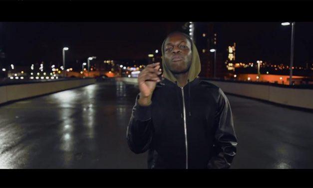 Emerging Uk Rapper / Poet, Ash Law Lyrically Speaks