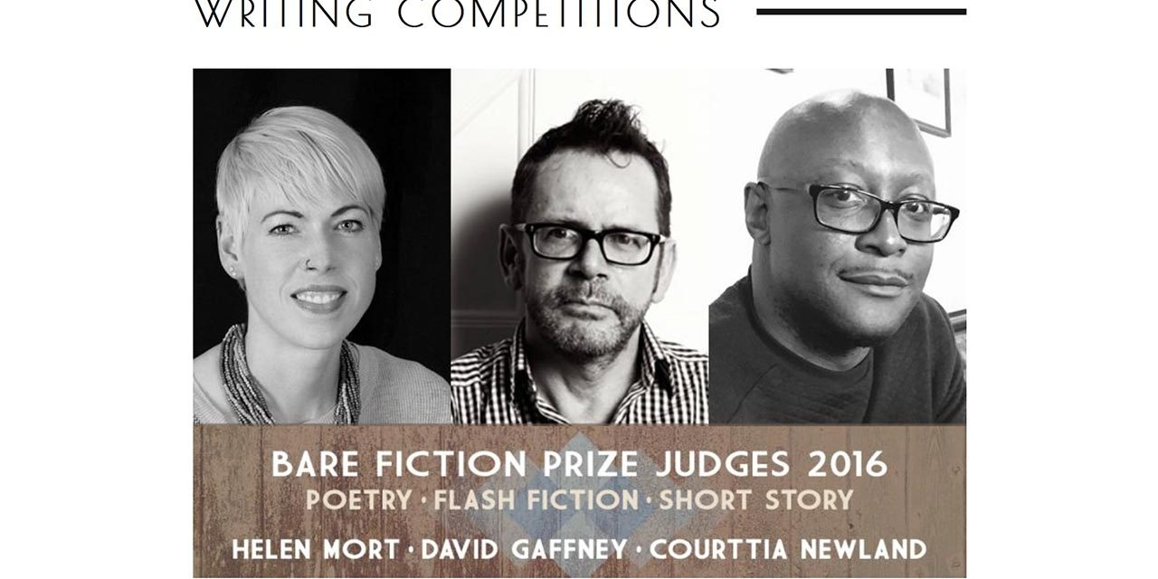 Bare Fiction Prize 2016 – Deadline October 31st