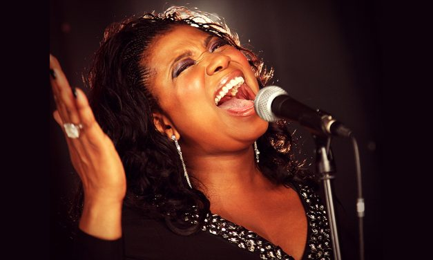 X Factor finalist and Brenda Edwards Stars in West End Production of, Moby Dick