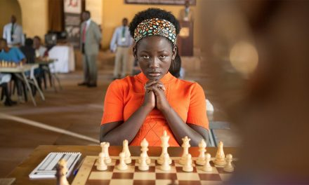 88% #OutOf100 – #LFF2016 Queen Of Katwe