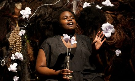 Playwright Selina Thompson Explains Why Her New Play, Dark and Lovely is a Multi-Sensory Experience