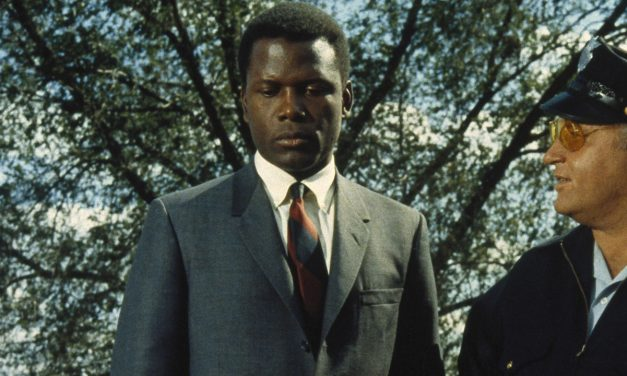 "Bfi Poll Reveals Uk's Favourite Black Star Performance: Sidney Poitier As ""Mister Tibbs"""