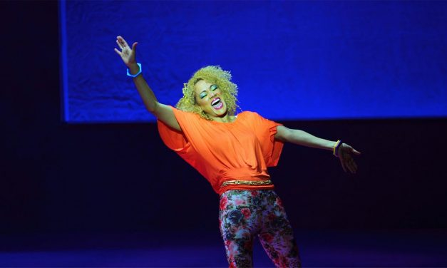 Tupele Dorgu Talks Being Legally Blonde!