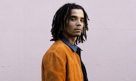 Akala Performs Epic Adaptation of New Graphic Novel 'Visions' at London Comic Con