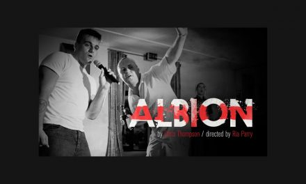 78% #OutOf100 – Albion @ Bush Theatre