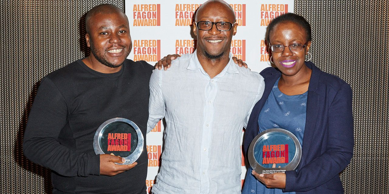 2016 Alfred Fagon Award Winners Announced