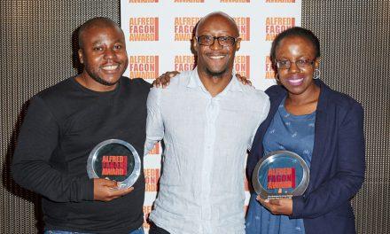 2016 Alfred Fagon Award Winners Announced