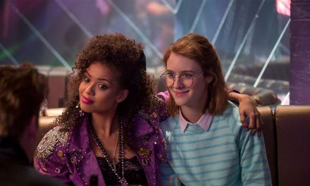 Gugu Mbatha-Raw's Black Mirror Episode 'San Junipero' Gets Official 80s Soundtrack