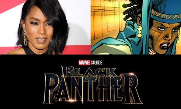 Angela Bassett Joins the Cast of Marvel's, Black Panther!!!