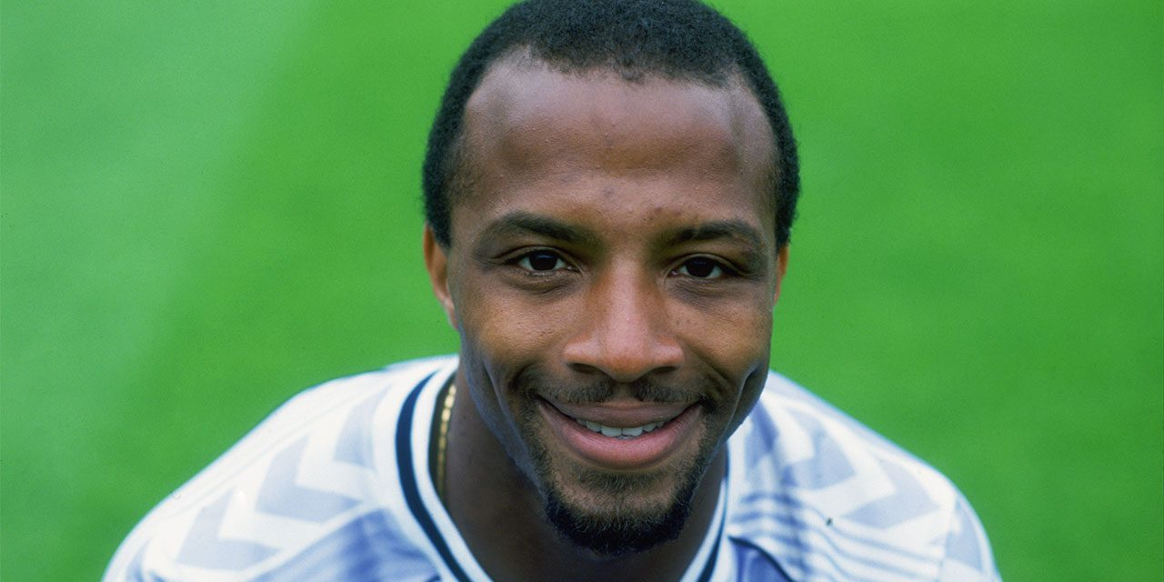 Football Legend Cyrille Regis Discusses BBC Documentary, Whites Vs Blacks: How Football Changed a Nation