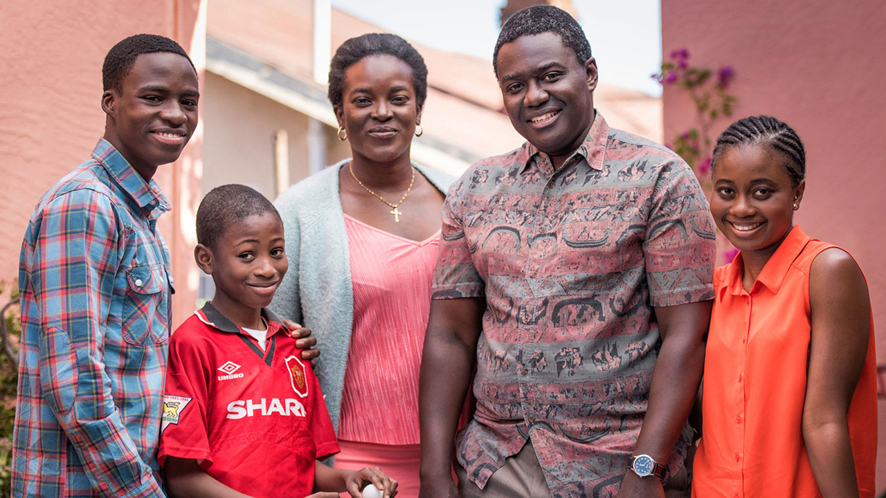 The Cast of BBC's 'Damilola, Our Loved Boy'