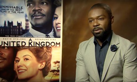 TBB Speaks EXCLUSIVELY to Star of, A United Kingdom, David Oyelowo