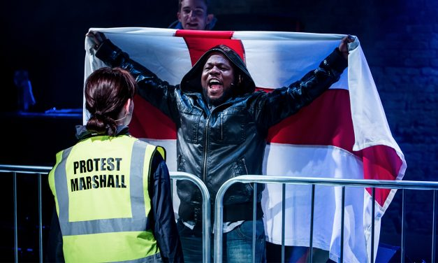 Delroy Atkinson Stars in Racially Provocative Play, Albion, at Bush Theatre