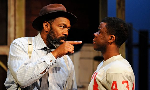 82% #OutOf100 – Fences