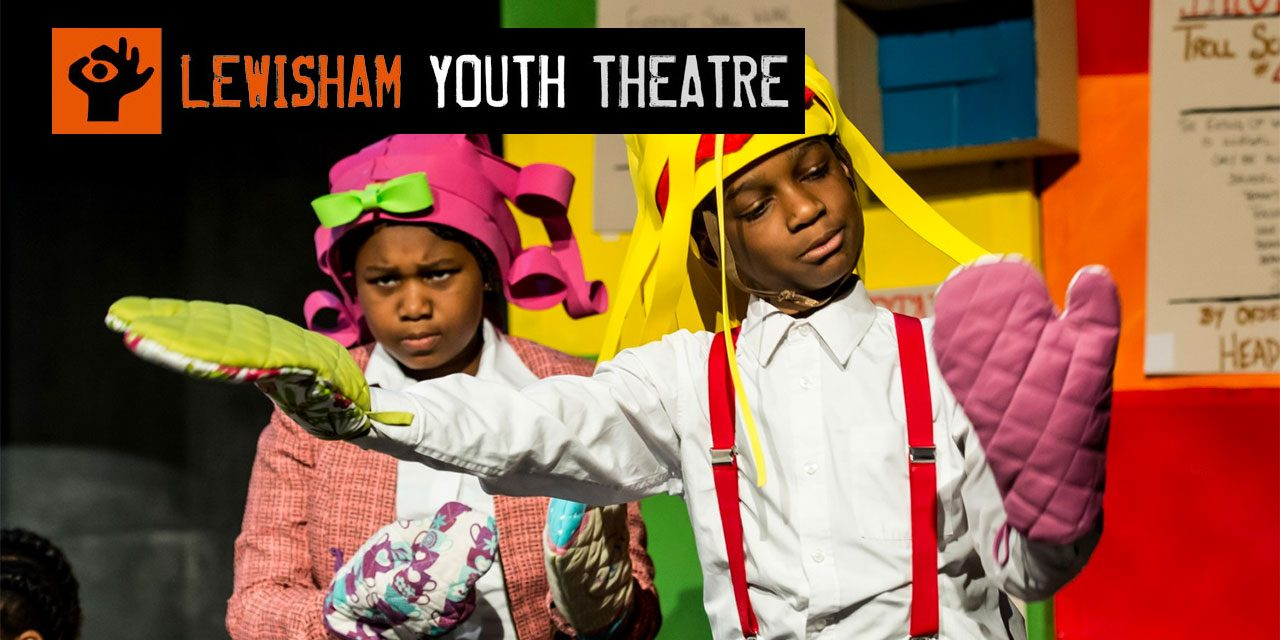 Lewisham Youth Theatre – Programmes Administrator. Deadline Monday 5th December 2016