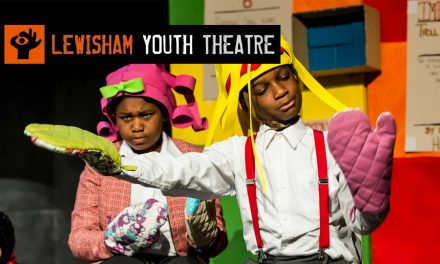 Lewisham Youth Theatre – Programmes Administrator. Deadline Monday 5th December 2016