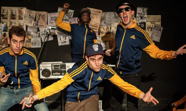 Licensed To Ill at Southwark Playhouse 30th Nov – Saturday 24th Dec 2016