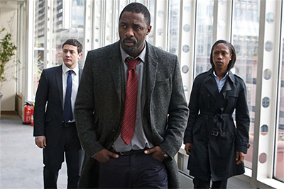 Still of Nikki Amuka-Bird, Idris Elba and Warren Brown in Luther (2010) Picture - celebrity.com