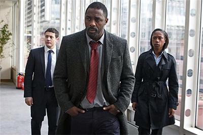 Still of Nikki Amuka-Bird, Idris Elba and Warren Brown in Luther (2010) Picture - celebrity.com