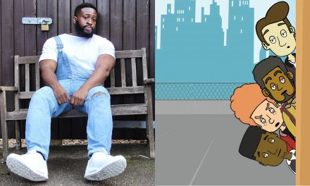 Peter Lay Discusses His New British Adult Animated Sitcom, Degree