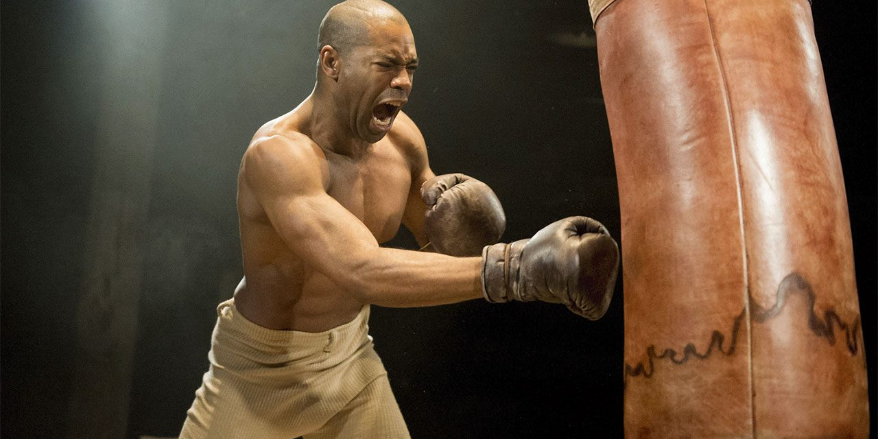 Grab Your Tickets to The Final Week of Nicholas Pinnock in, The Royale, at The Tabernacle!