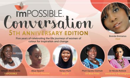 Join The I'mPossible 5th Anniversary Conversation LIVE TONIGHT via Facebook 6:30pm