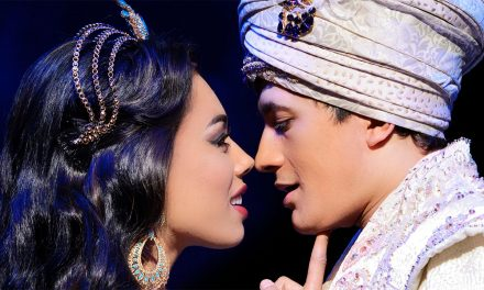Aladdin The Musical – 76% Out Of 100