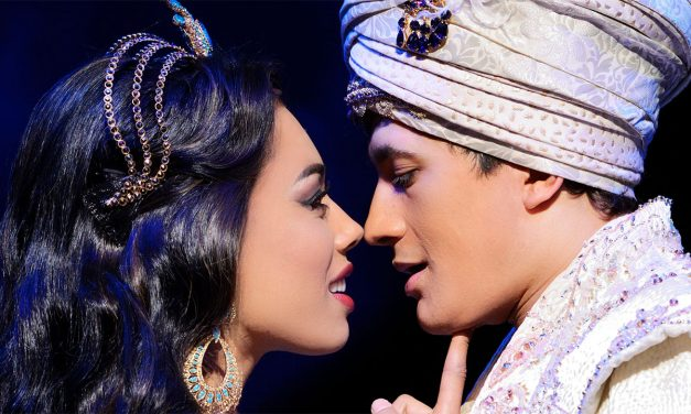 76% #OutOf100 – Aladdin The Musical
