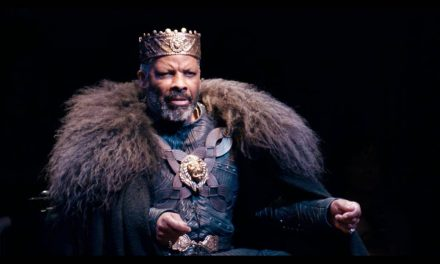 King Lear: The Film Announces Christmas Day Television Broadcast 7pm, BBC Four