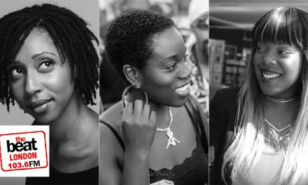 Akua Gyamfi & Danielle Dash Join, Claire Clottey on The Beat London 103.6 FM. Sunday 11th Dec 10am – 1pm