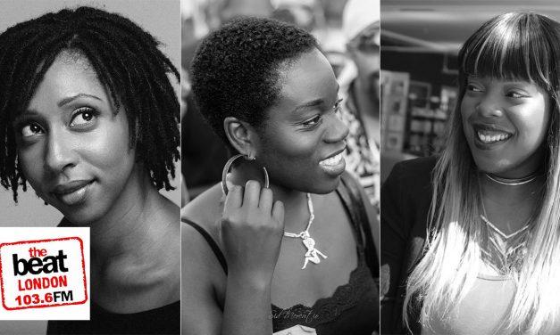 Akua Gyamfi & Danielle Dash Join, Claire Clottey on The Beat London 103.6 FM. Sunday 11th Dec 10am – 1pm