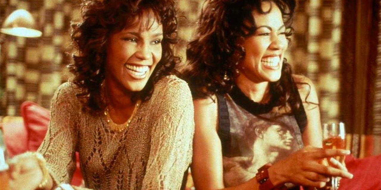 TBB's Albert Yanney Writes for BFI  In praise of Whitney Houston & Waiting to Exhale