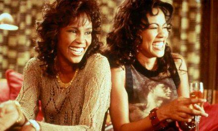 TBB's Albert Yanney Writes for BFI  In praise of Whitney Houston & Waiting to Exhale