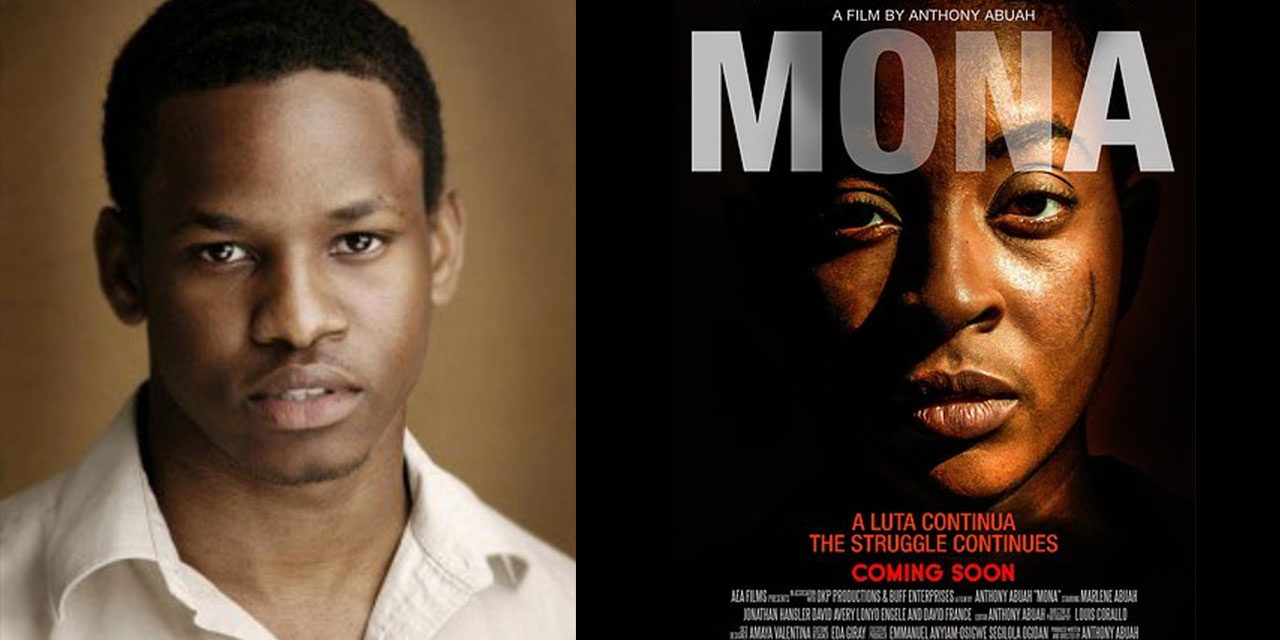 Anthony Abuah Discusses His New Political Thriller, Mona