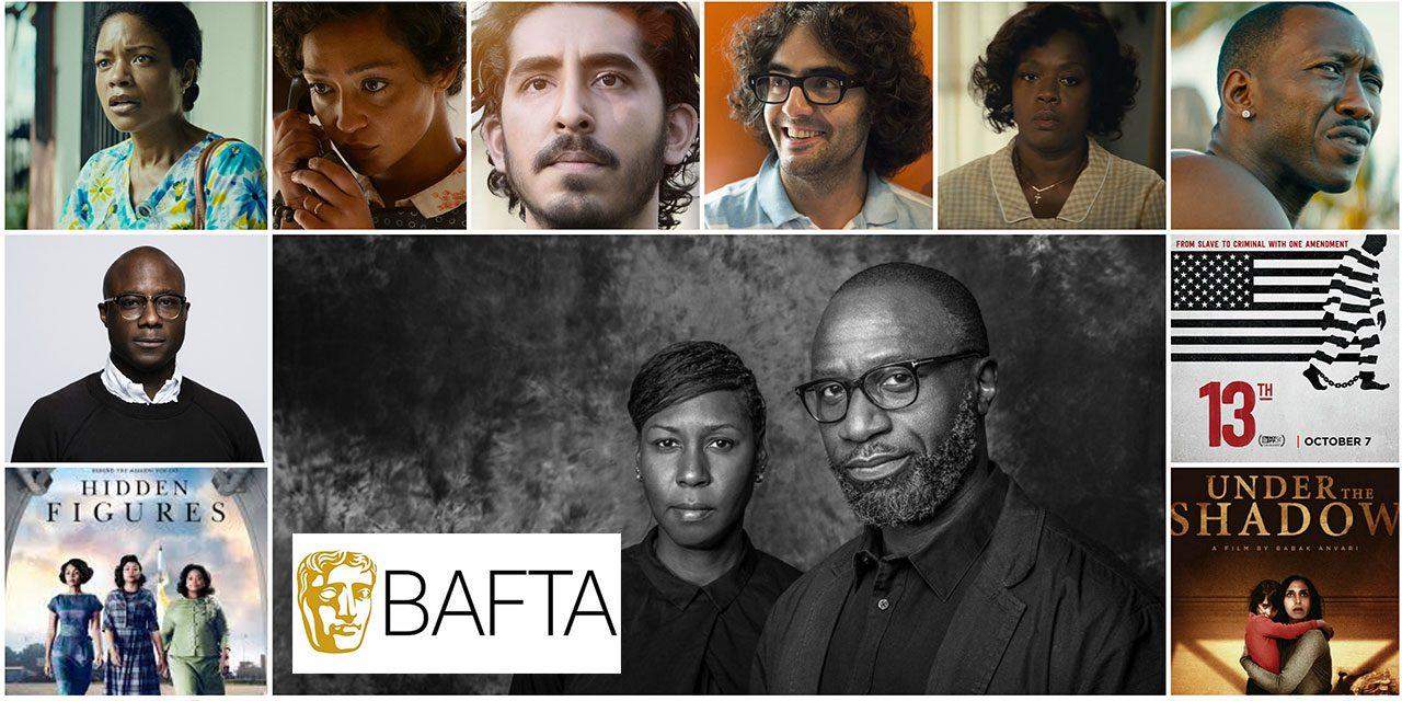 #AwardsSeasonNotSoWhite 2017 BAFTA Nominations are in!