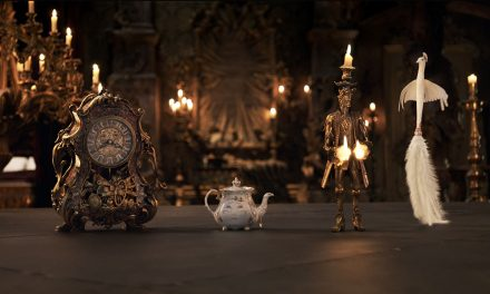 Glimpse Gugu Mbatha-Raw's, Plumette, in Beauty and The Beast Trailer