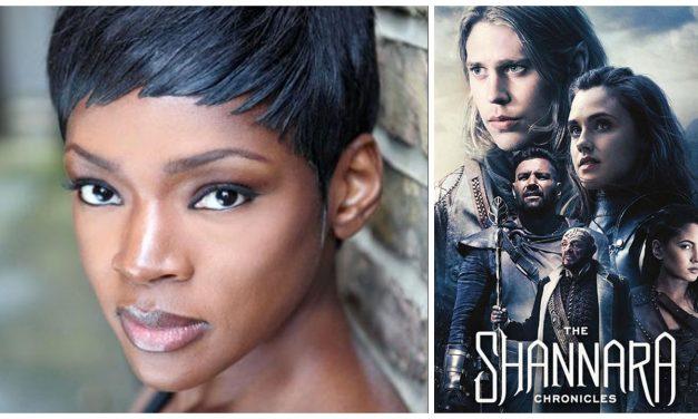 Caroline Chikezie To Film New Recurring Role in U.S. Series
