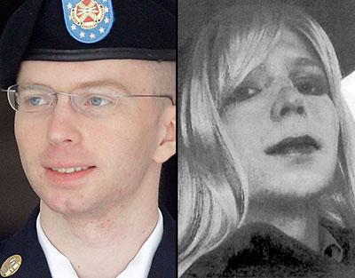 Bradley Manning; Chelsea Manning