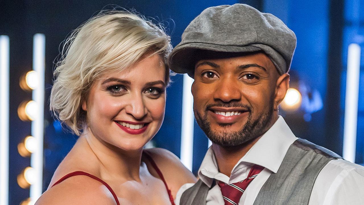Dance Dance Dance contestants, JB & wife Chloe