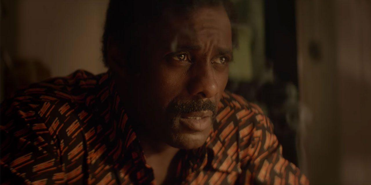 Guerrilla Starring Idris Elba, Babou Ceesay, Frieda Pinto Airs Thurs, 13th April 2017 Sky Atlantic