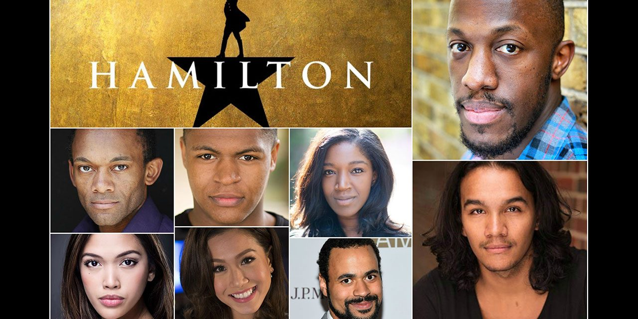 Hamilton UK Announces First Cast Members. Tickets NOW on Sale!