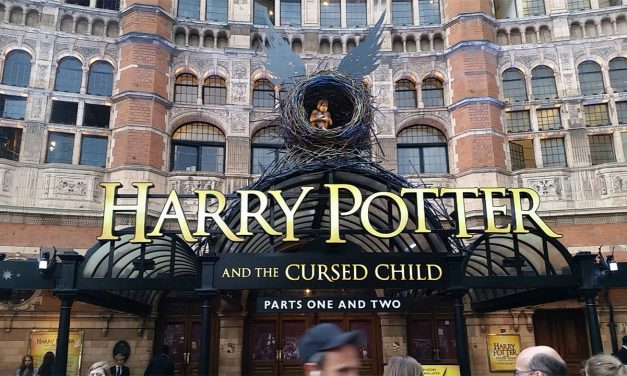 70% #OutOf100 – Harry Potter & The Cursed Child Parts 1 & 2…