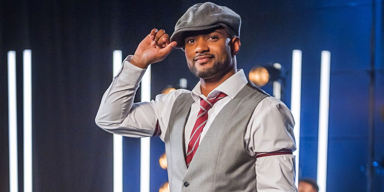 Former JLS Star JB Gill Talks Farming and ITV's Dance Dance Dance