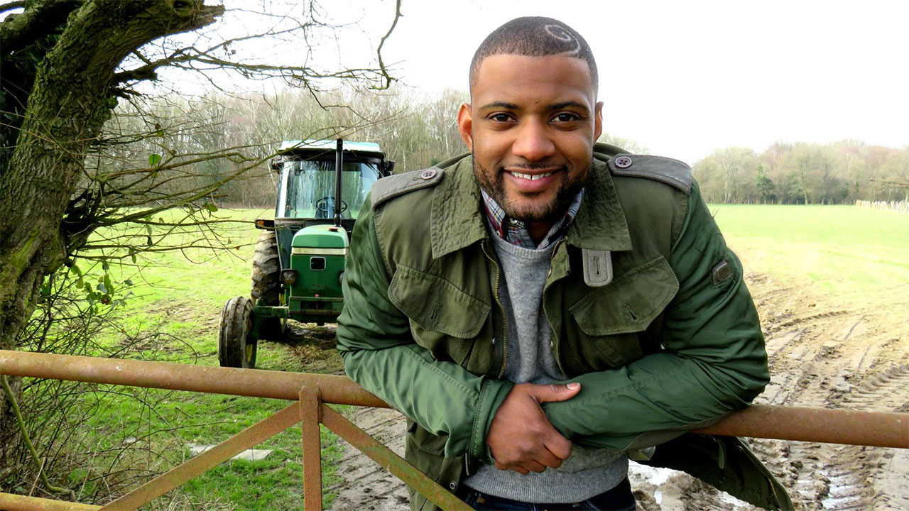 JB on CBeebies' Down on the Farm