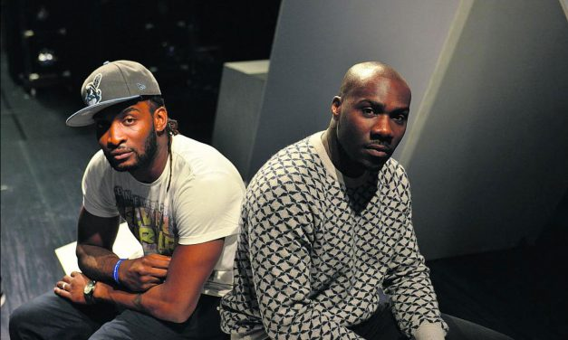 Kenrick 'H20' Sandy & Michael 'Mikey J' Asante Talk Hip Hop Dance Theatre
