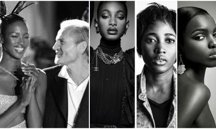 Who Should Play Naomi Campbell in Gianni Versace Biopic?