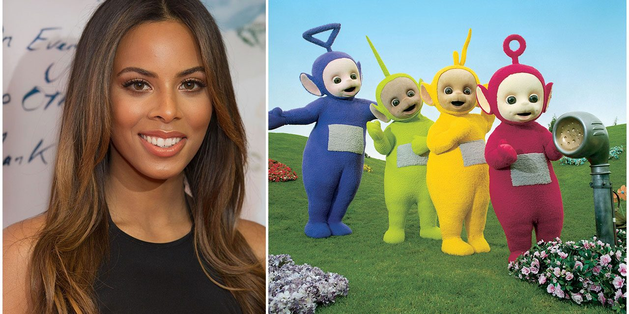 Rochelle Humes To Voice CBBeebies Kids Show Teletubbies