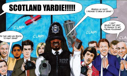 TBB Meets Bobby Joseph – Author of UK's First Black British Graphic Novel, Scotland Yardie
